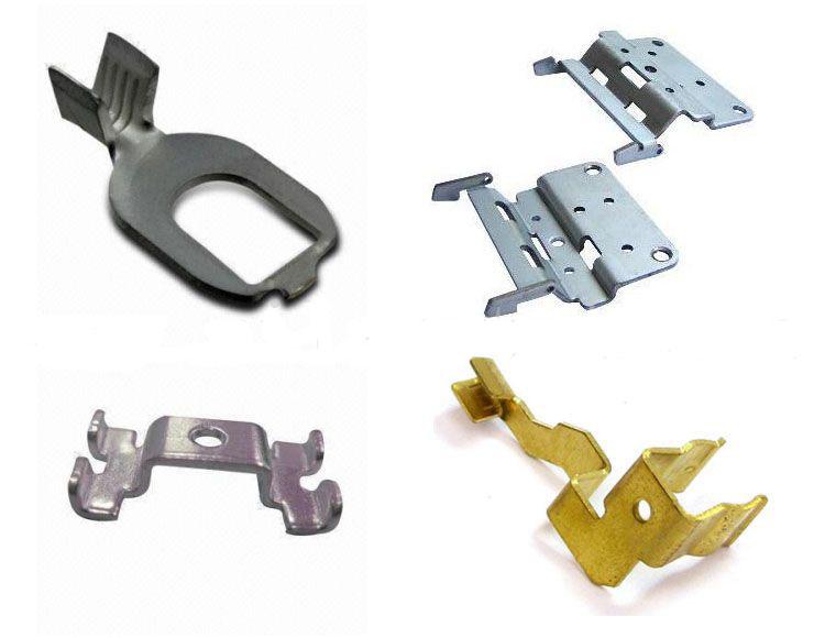 Oem Custom Stamping Parts Industrial Metal Parts Sheet